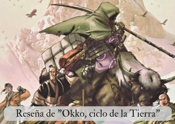 Okko, ciclo de la Tierra