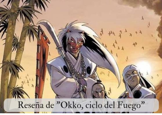 Okko, El ciclo del Fuego