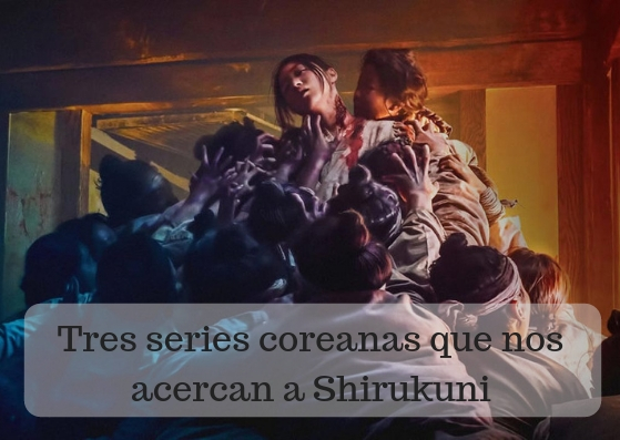 Tres series coreanas que te acercarán a Shirukuni
