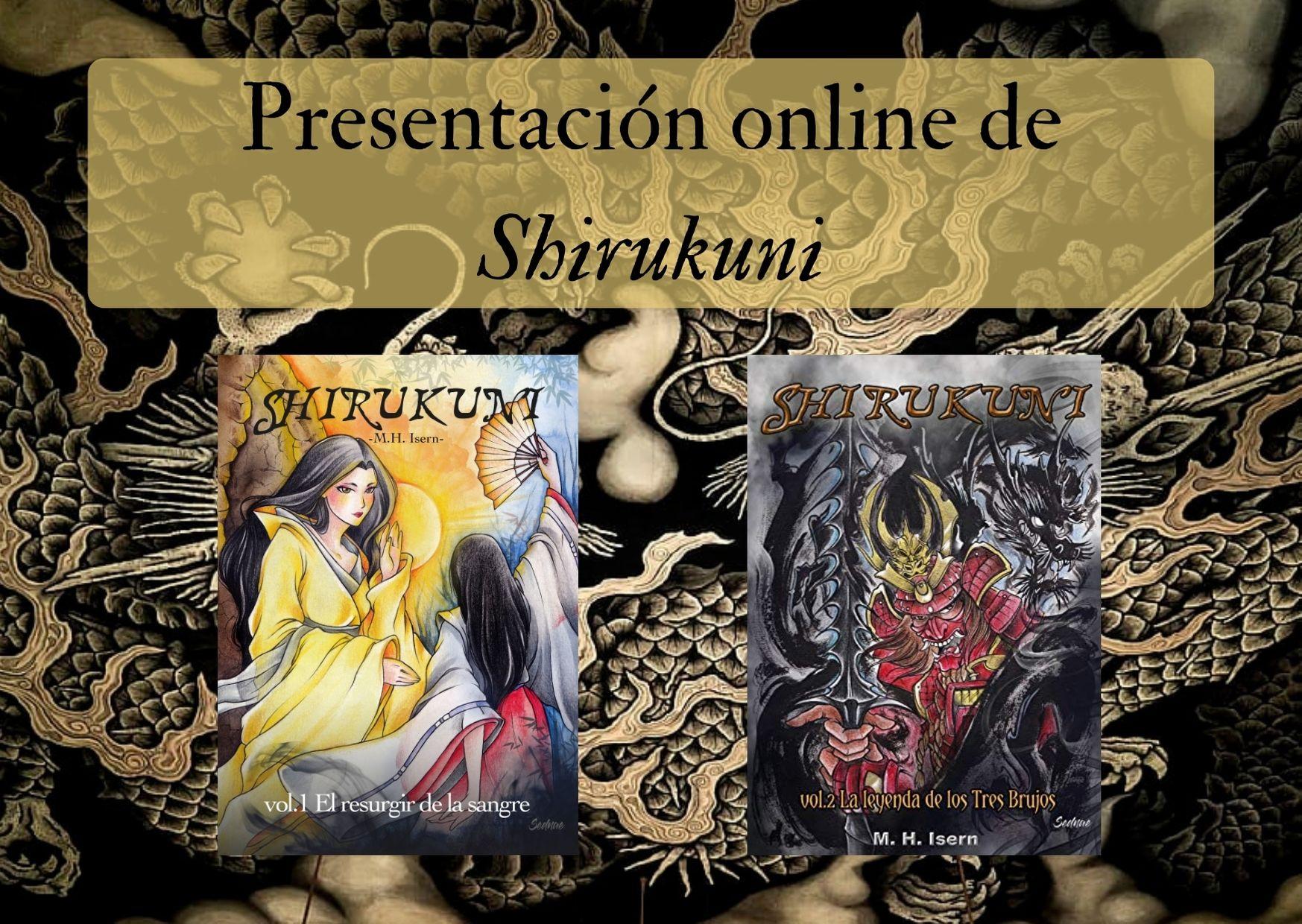 ¡Presentación online de Shirukuni!