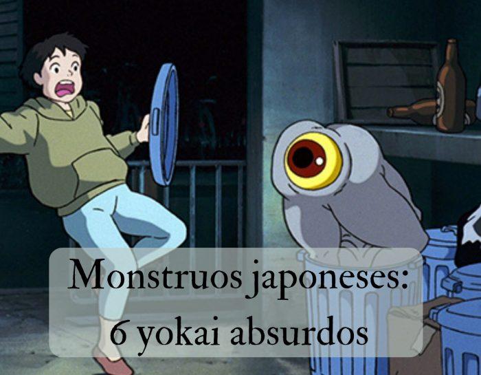 Monstruos japoneses: 6 yokai absurdos