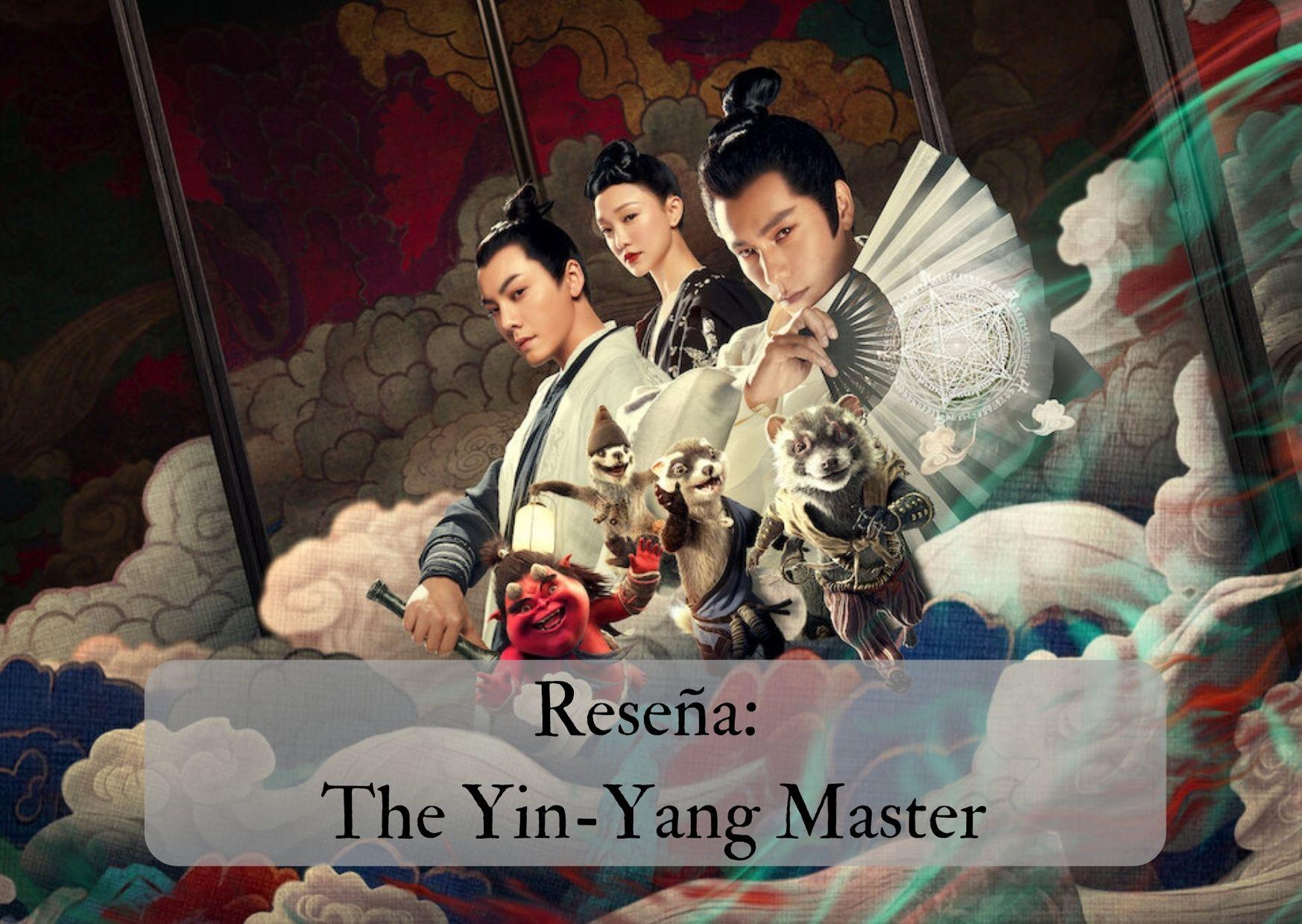 The Ying Yang Master – Reseña