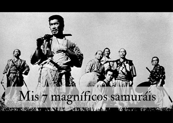 Mis 7 magníficos samuráis 2017