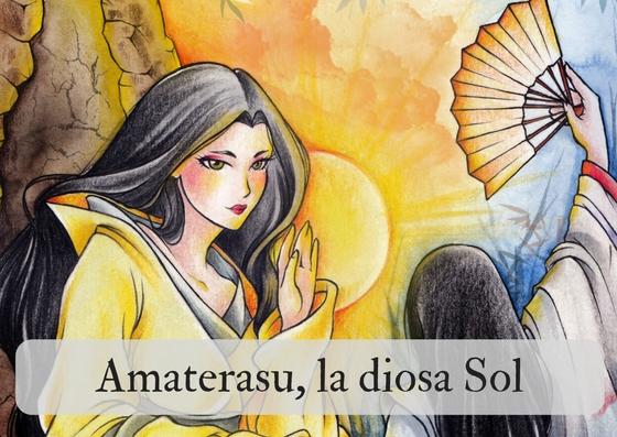 Amaterasu, la diosa Sol
