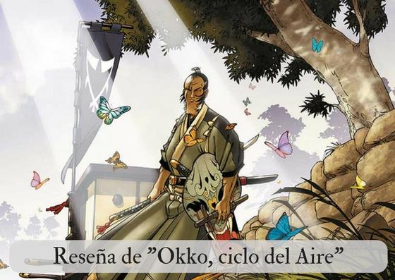Okko, El ciclo del Aire