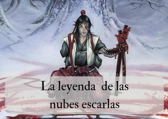 La leyenda de las nubes escarlatas, el romanticismo del samurái